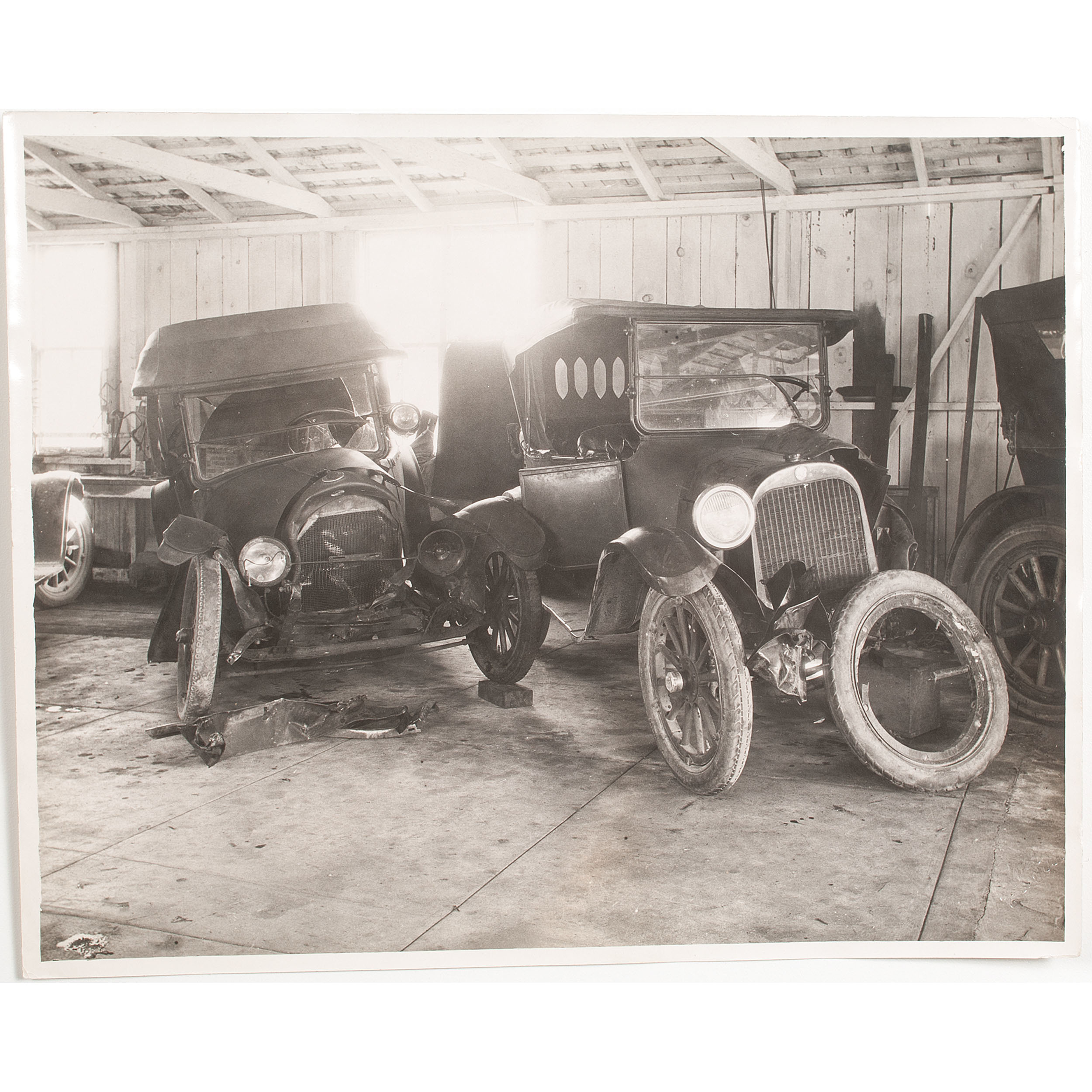 Photographs Of Car Repair Shop Interiors