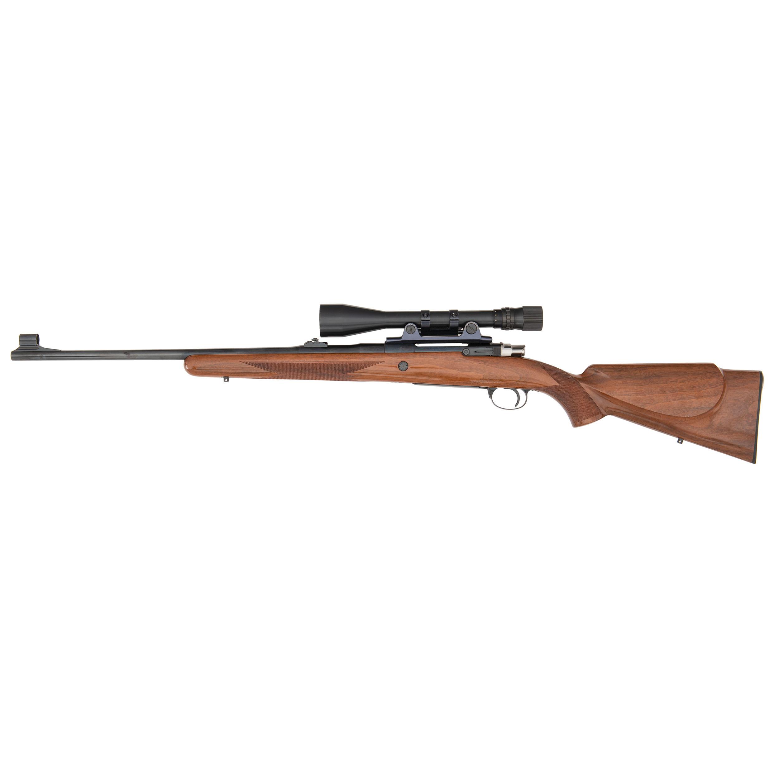 Belgian Browning FN High-Power Safari Grade Bolt Action Rifle