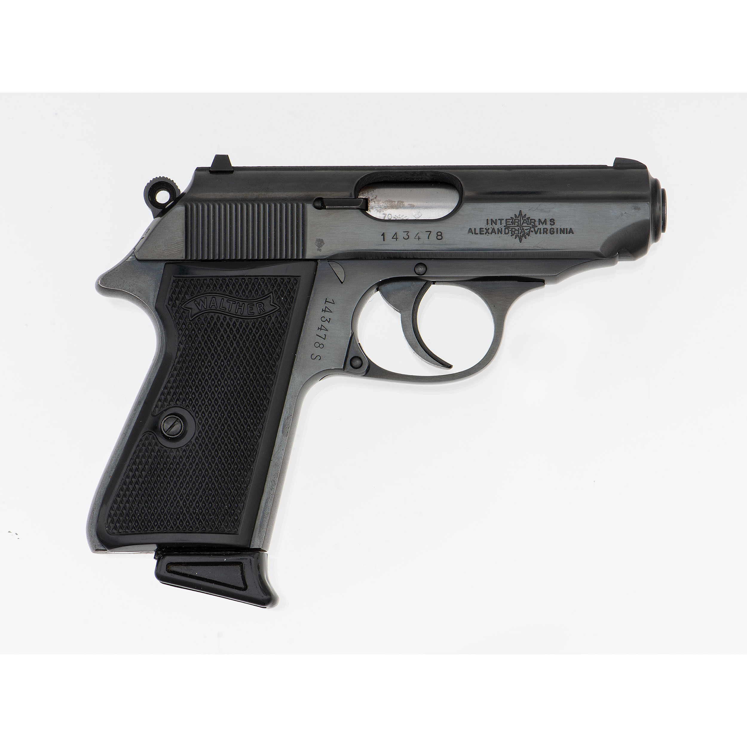 Walther PPK/S | Cowan's Auction House: The Midwest's Most