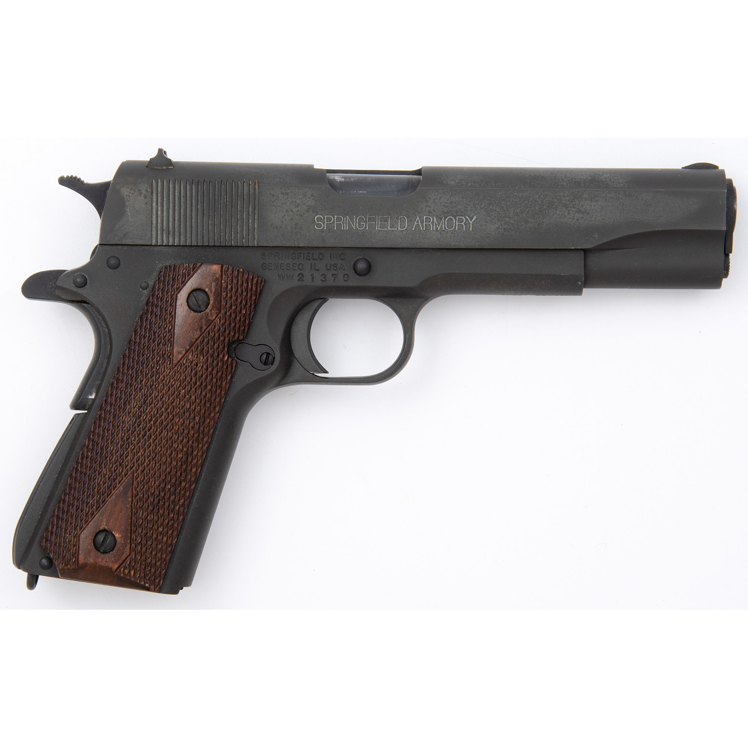 Springfield Armory 1911-A1 Pistol | Cowan's Auction House: The