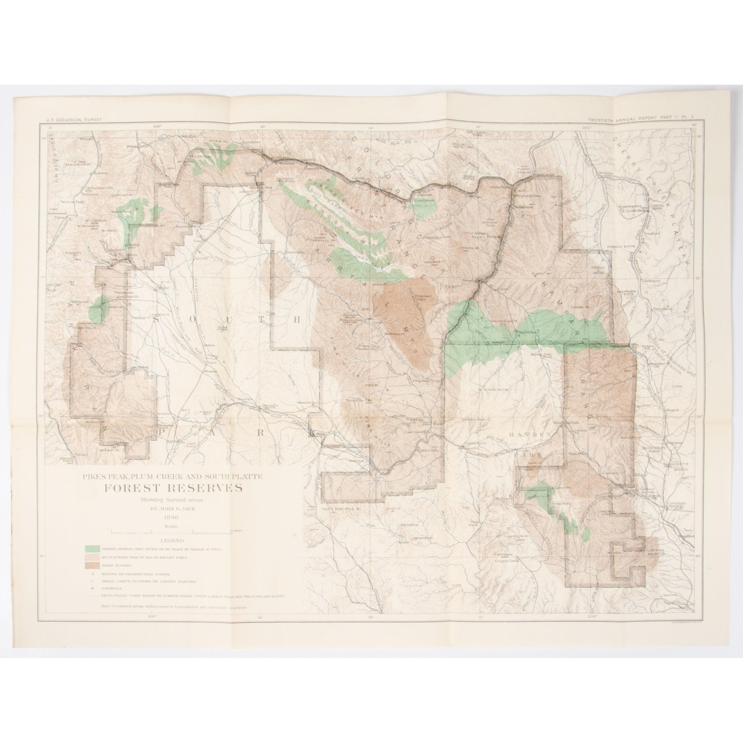 Cartography Us Geology Washington State Us Geological Survey - Pikes-peak-on-us-map
