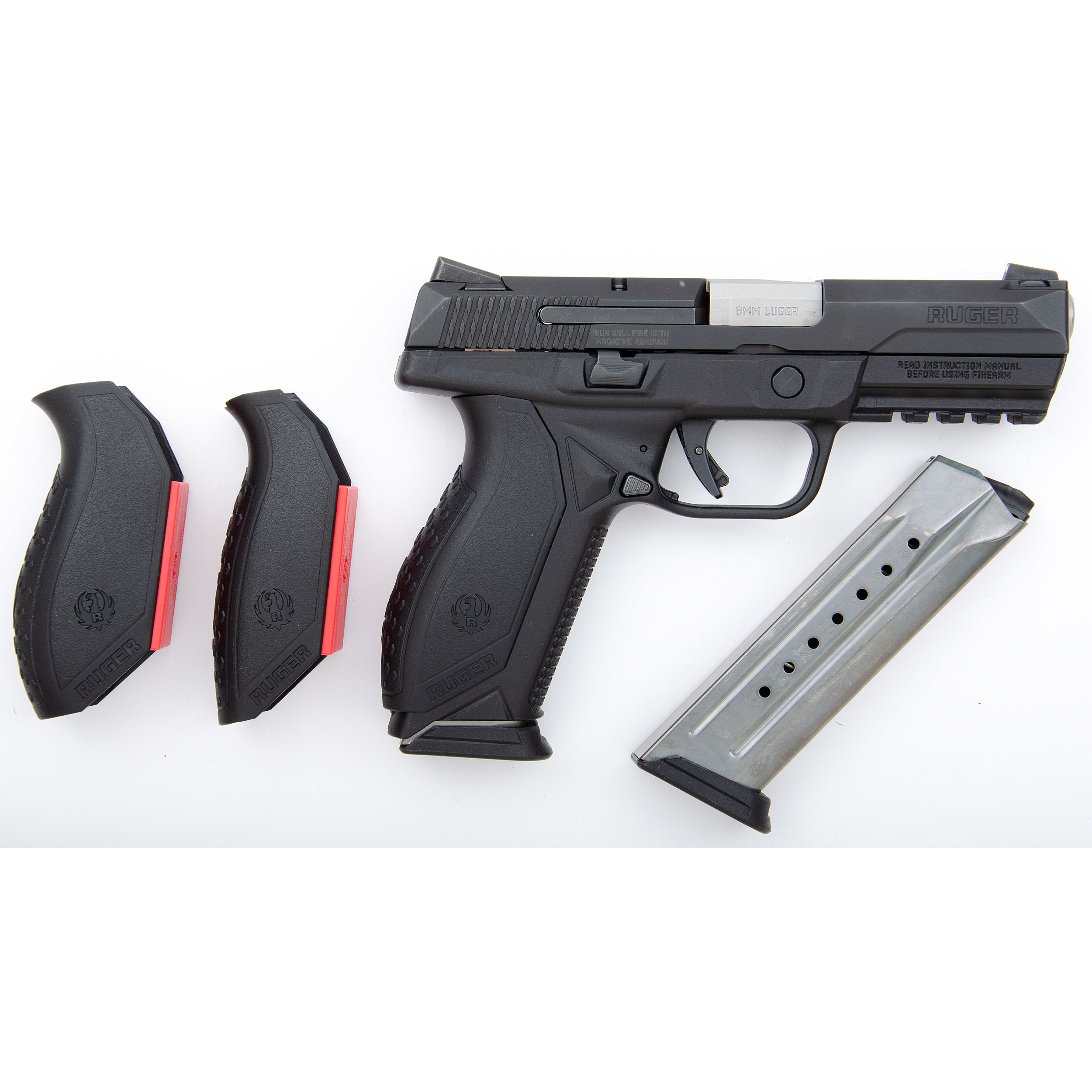 Ruger American Pistol in Original Box   Cowan's Auction House: The