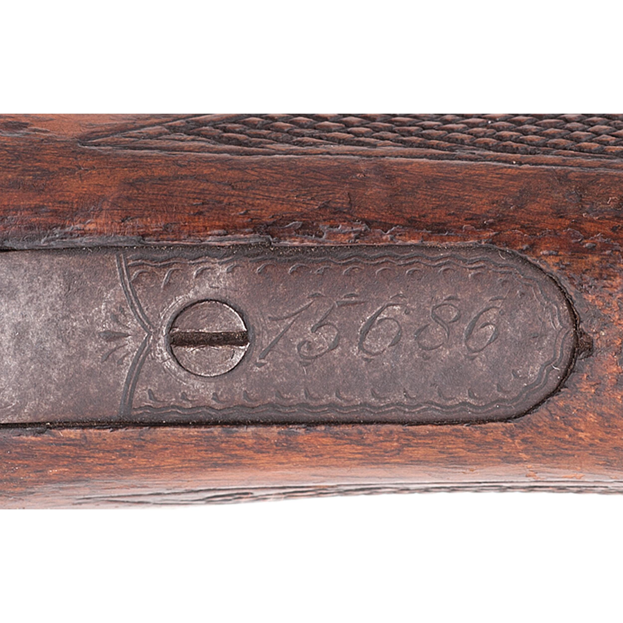 Ithaca Crass Hammerless Double-Barrel Shotgun | Cowan's