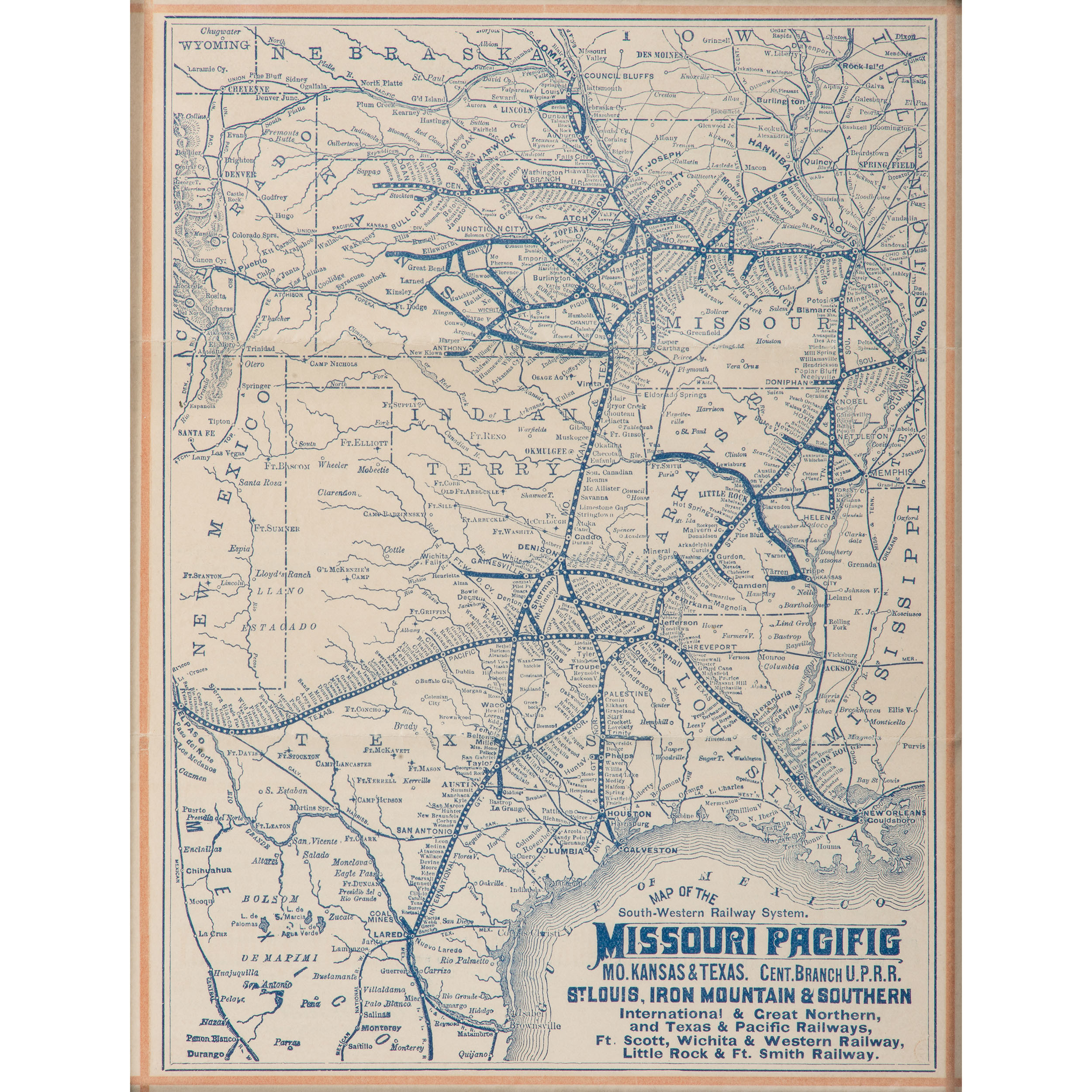 Two Rare Railroad Maps from the Union Pacific and Missouri ... Union Pacific Railroad Map Utah on union pacific business cars, union pacific idaho map, union pacific service map, rio grande railroad map utah, map of utah, union pacific rail map, union pacific train routes, gold spike utah, union pacific passenger trains, usgs map utah, union pacific dome car, union pacific track map, union pacific overland, union pacific network map, union pacific salt lake city, union pacific railway map, union pacific elko nv, union pacific nebraska, union pacific dining car menus, union pacific subdivisions map,