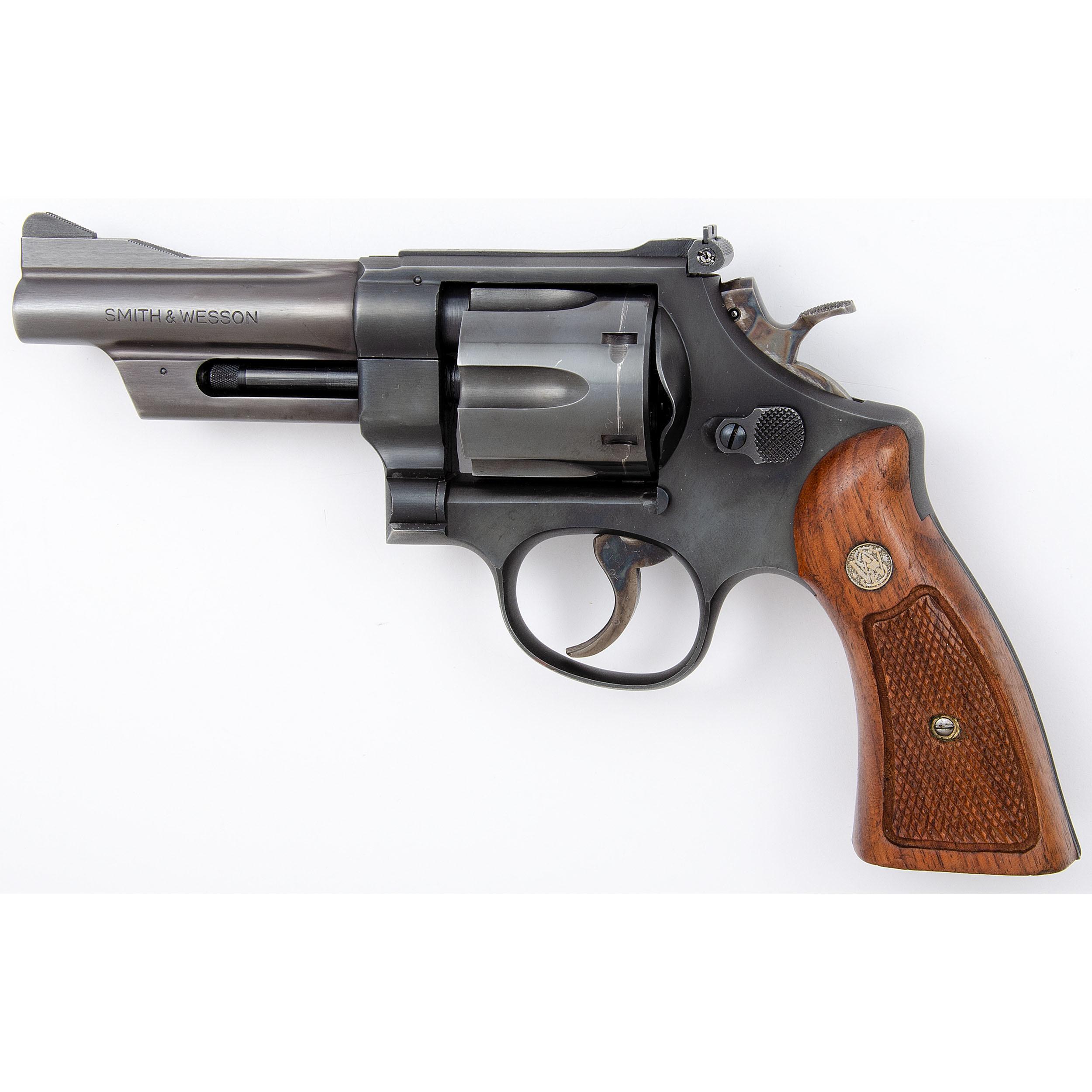 * Smith & Wesson Model 28-2 Highway patrolman Revolver