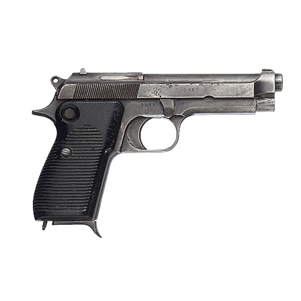 Egyptial Helwan, Copy Of Beretta 1951 Semi-Automatic Pistol