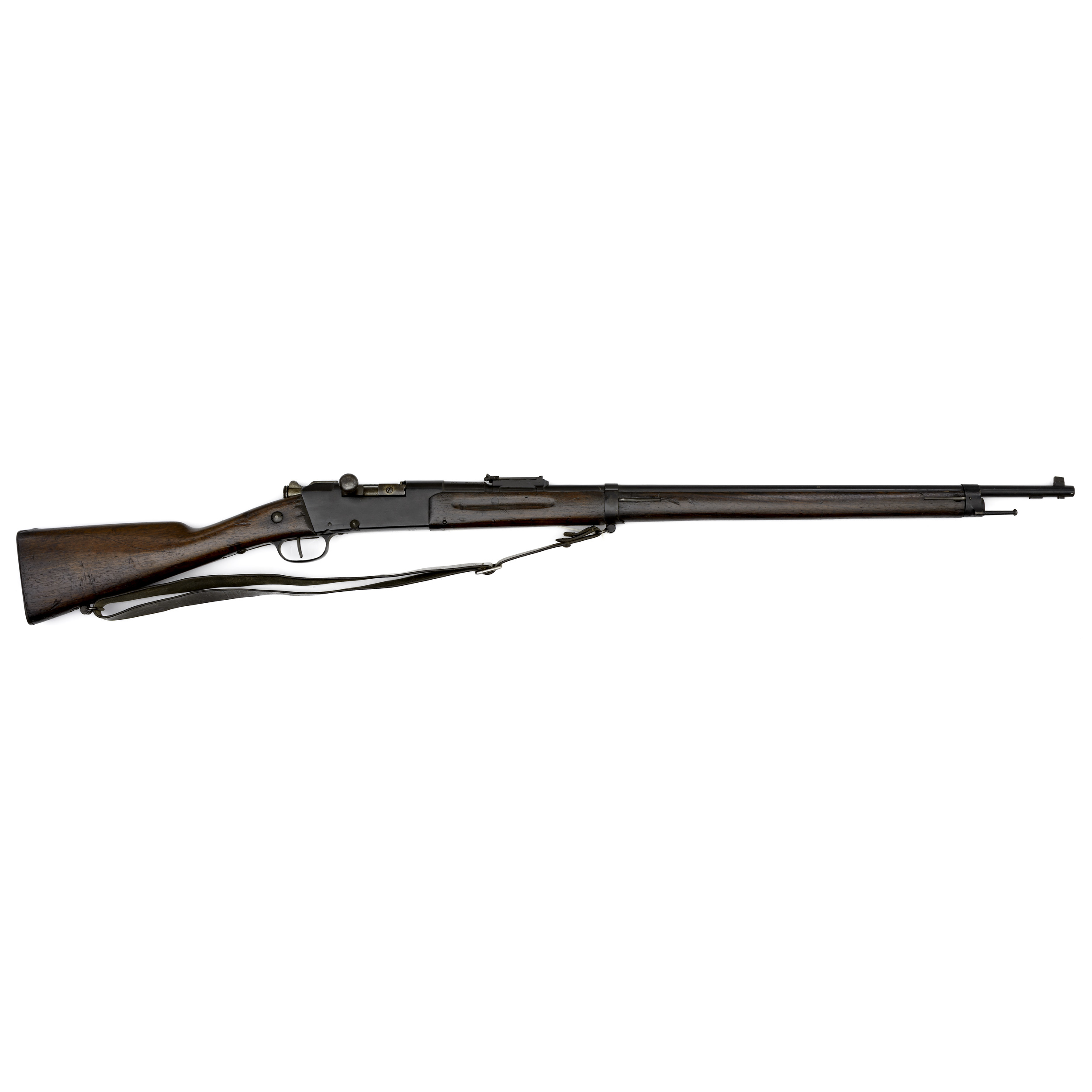 French Lebel Model 1886 93 Bolt Action Rifle Cowan S