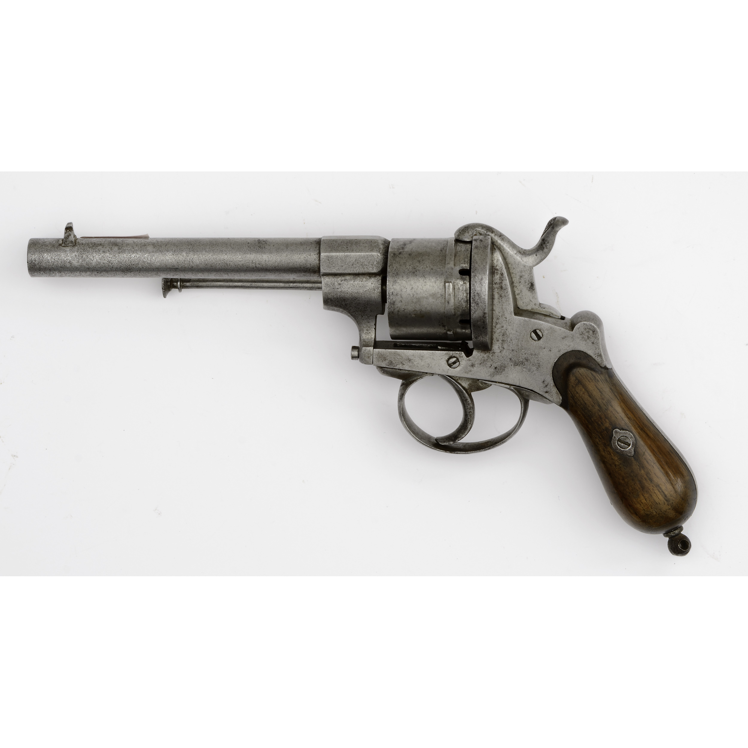 Belgium Pinfire Revolver Cowan S Auction House The