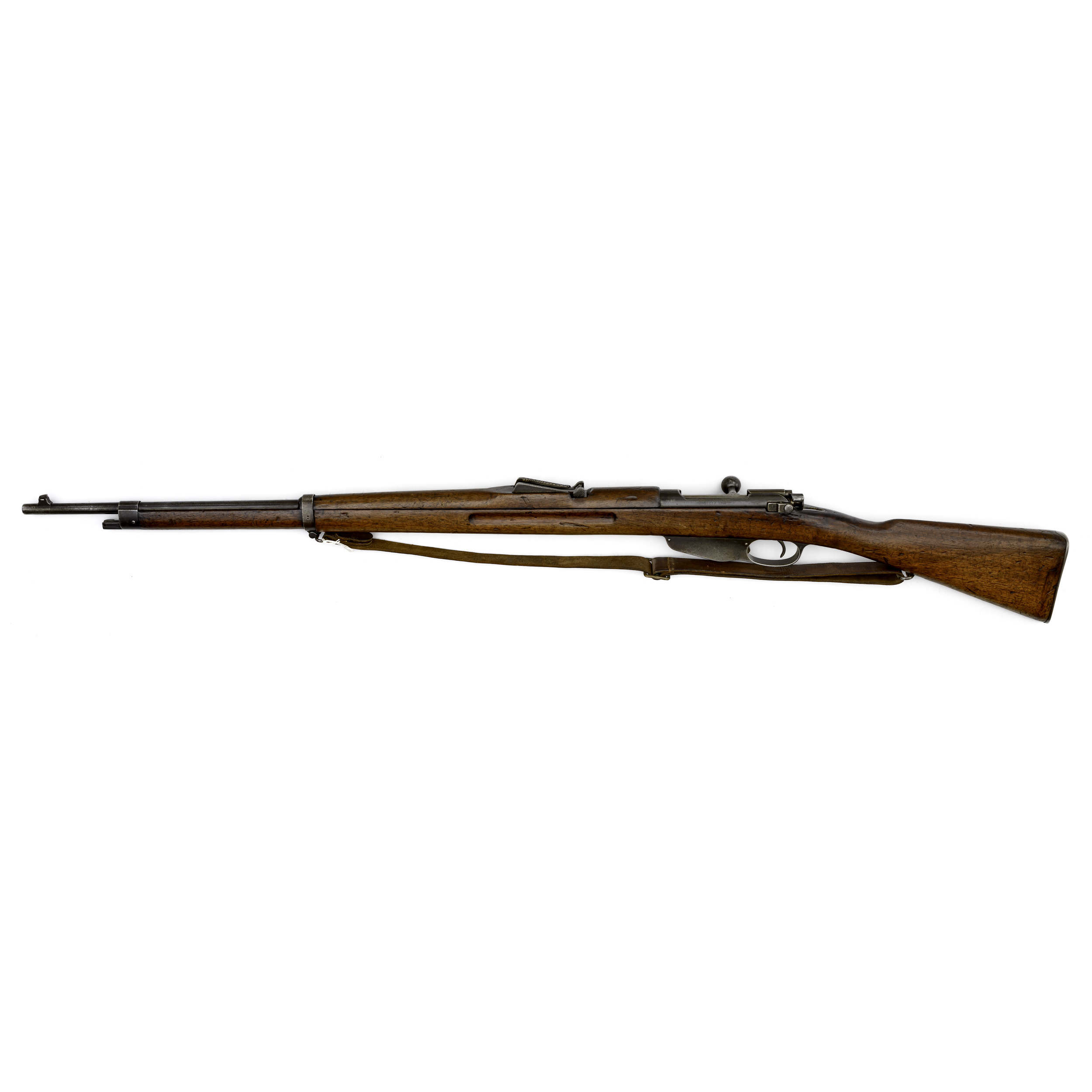 Dutch Mannlicher M1895 Bolt Action Rifle | Cowan's Auction House