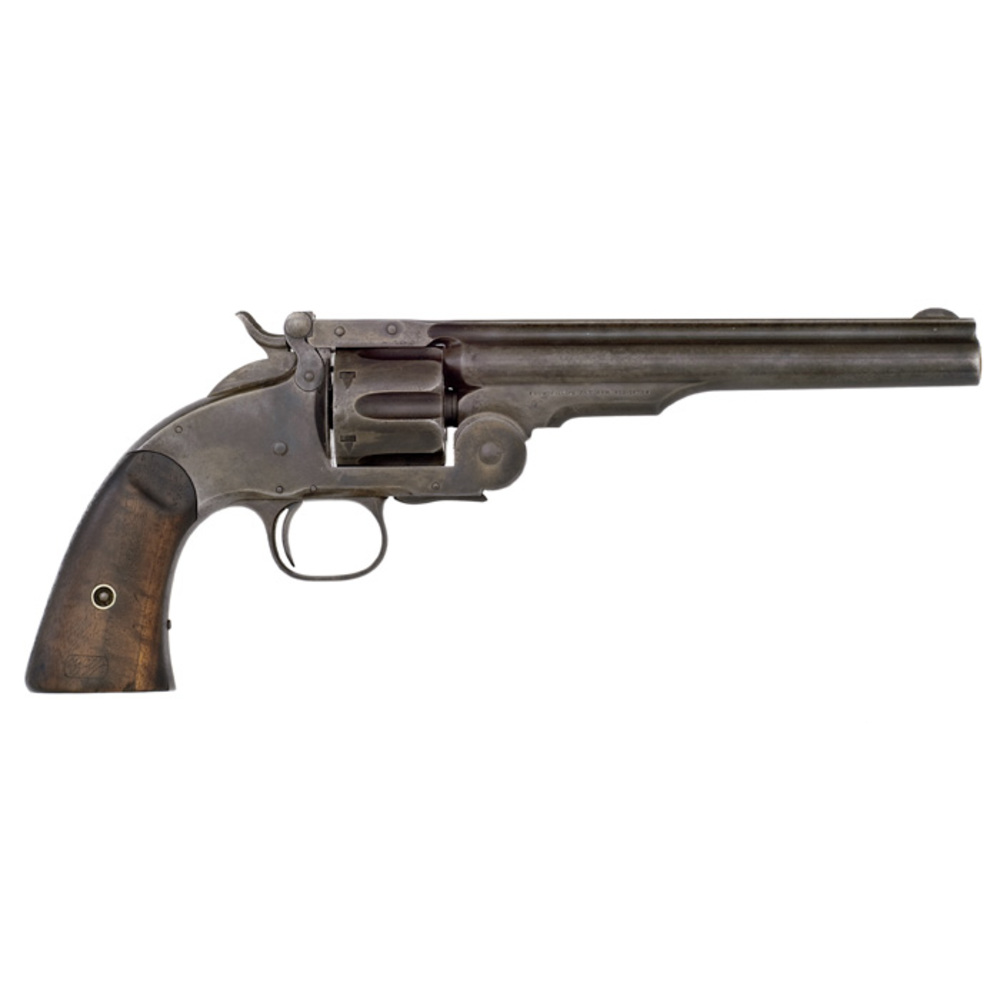 Smith & Wesson Single-Action Second Model Schofield