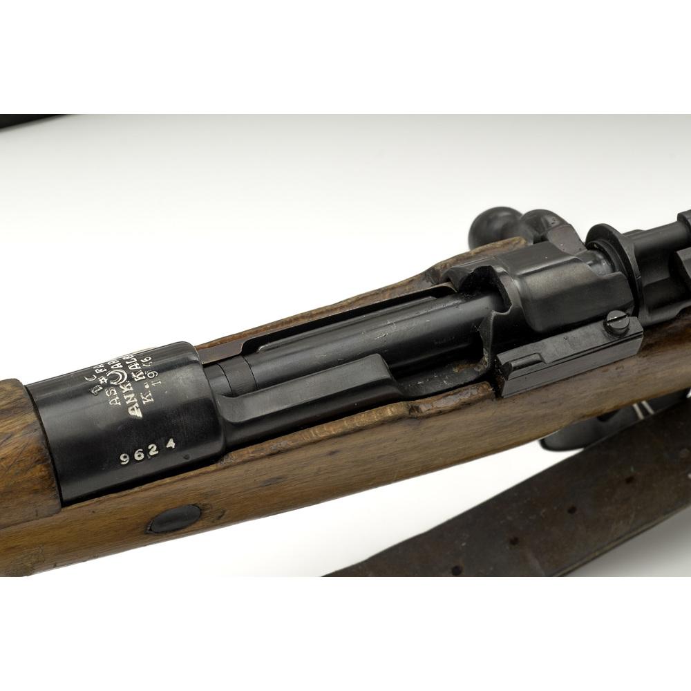 Turkish Mauser Bolt Action Rifle, 1945 | Cowan's Auction