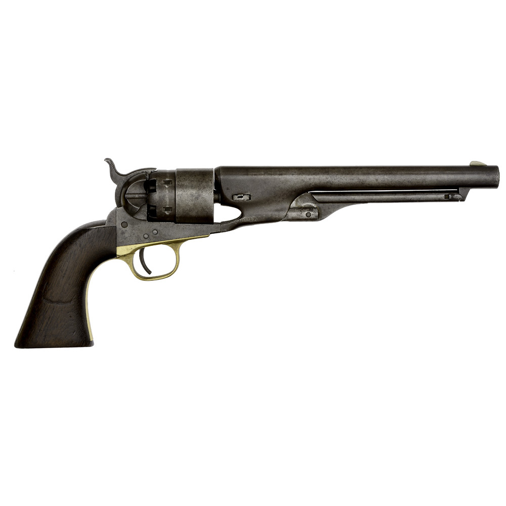 Colt Model 1860 Army Revolver Cowan S Auction House The