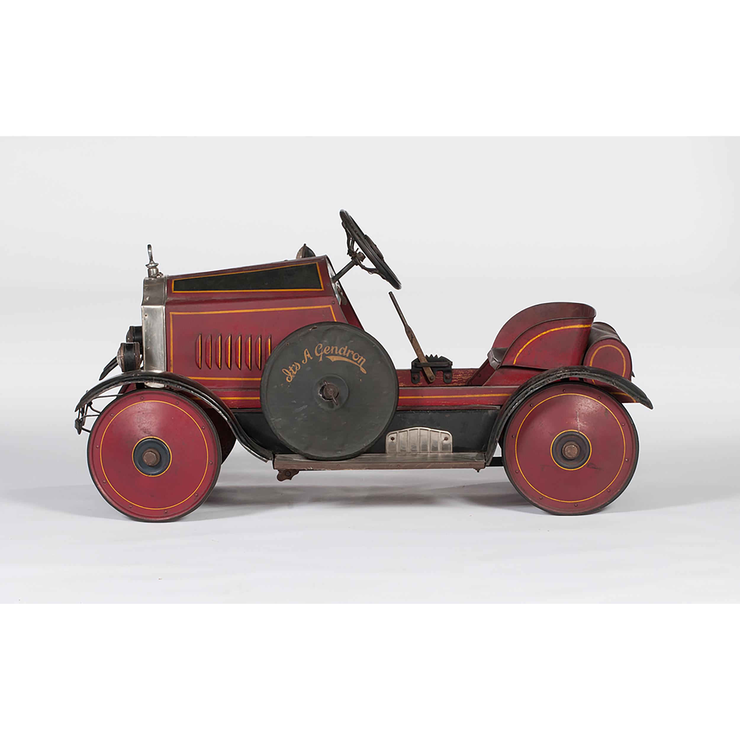 Gendron Pedal Car Company