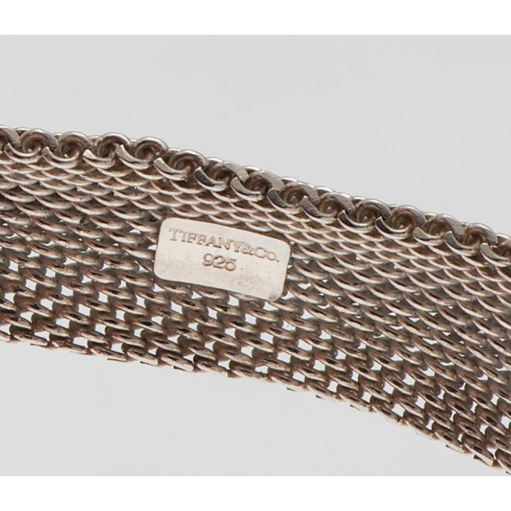 f69bd4eb6 Tiffany & Co. Somerset Bracelets in Sterling Silver | Cowan's ...