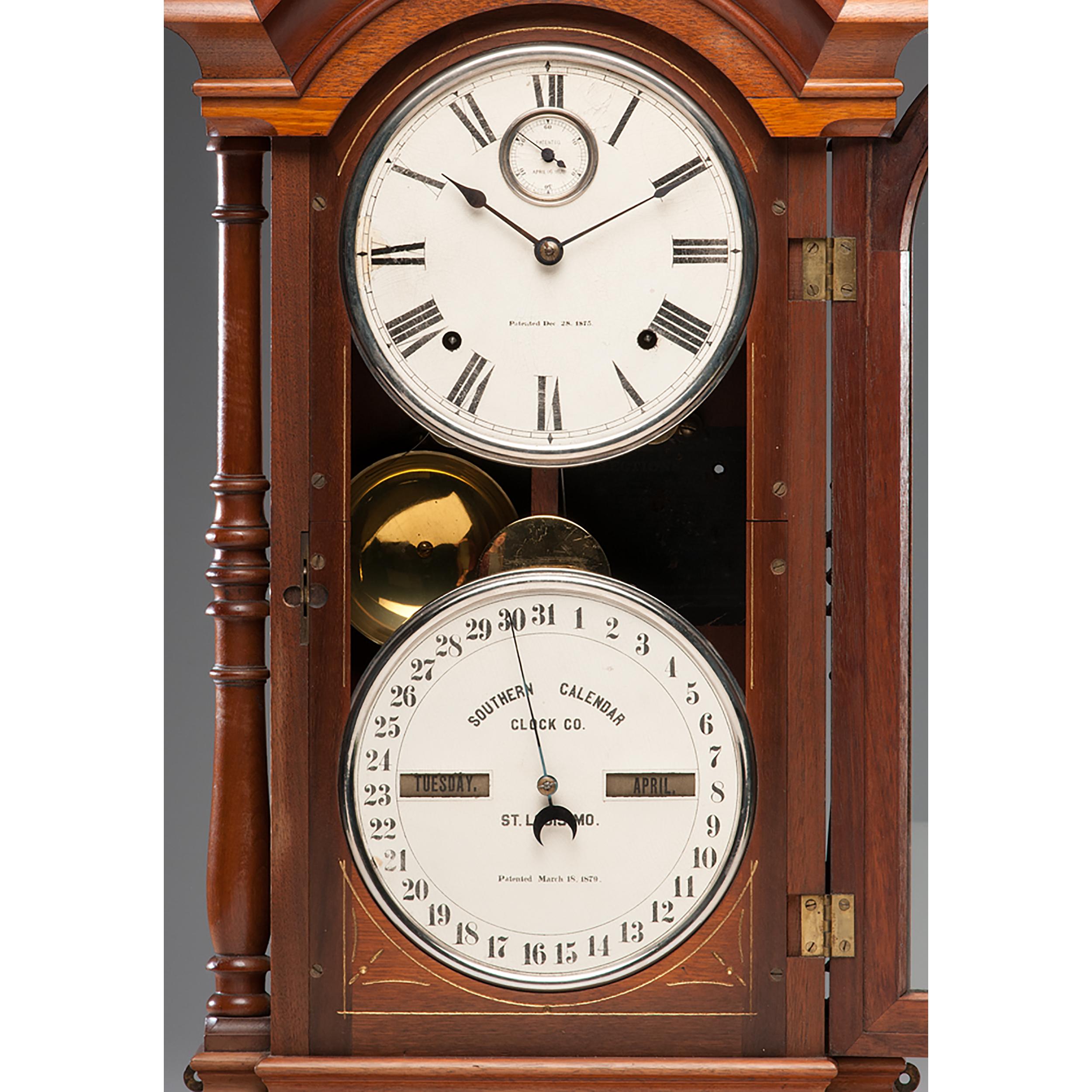 Southern Calendar Clock Co. Fashion Clock | Cowan's ...