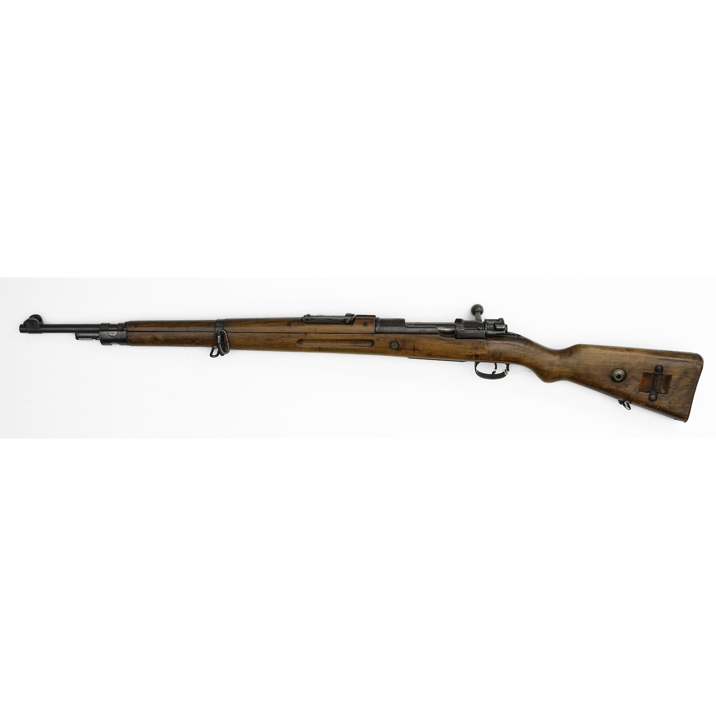 polish mauser k98 bolt action rifle cowan s auction house the