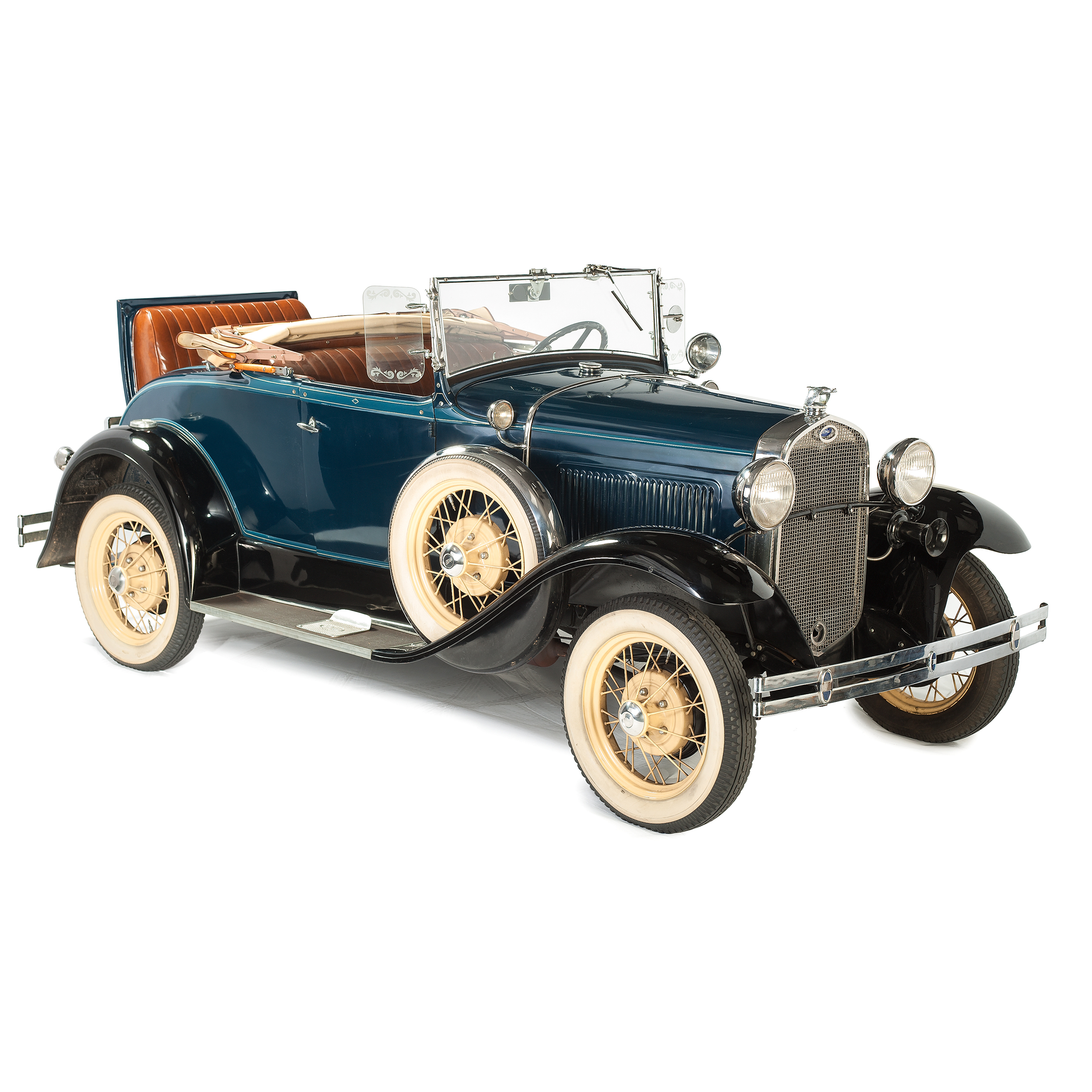 Ford 1930 Model A Deluxe Roadster Cowan S Auction House