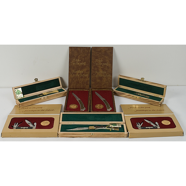 Puma and Boy Scout Pocket Knives | Cowan's Auction House