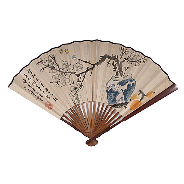 Chinese Painted Fans