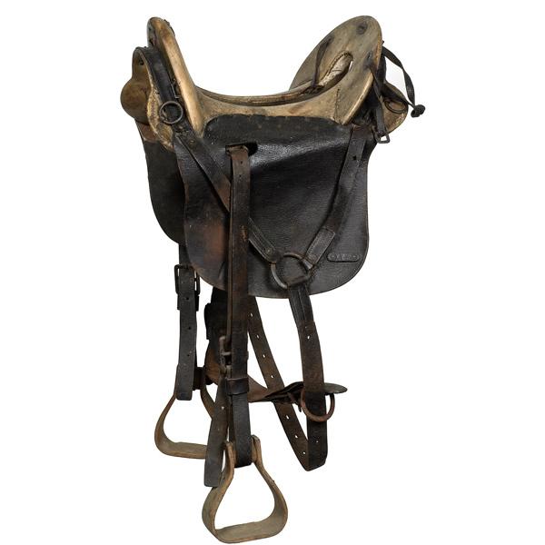 U.S. Civil War Model 1859 Army Saddle