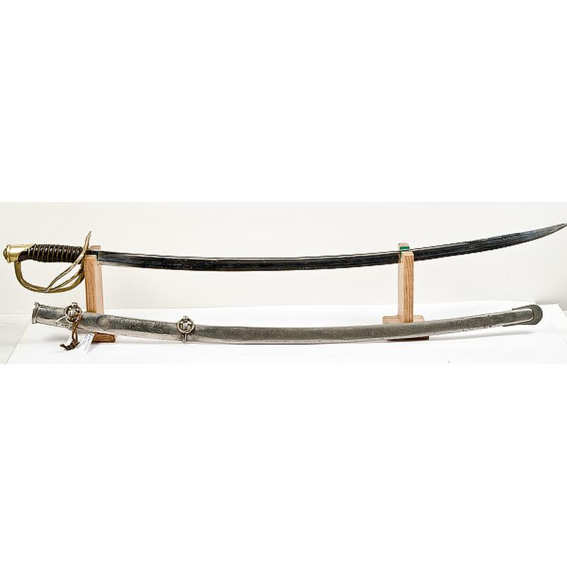 US Civil War Model 1860 Light Cavalry Sword