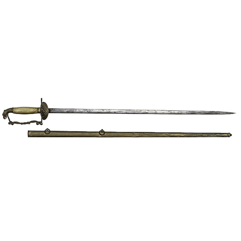 Militia Officer's Sword