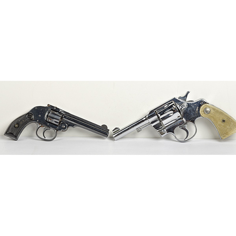 *Colt .38 Offical Police and Harrington & Richardso