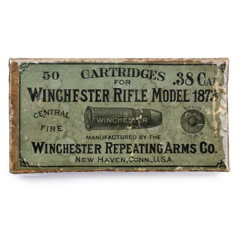 Full Box of .38-40 Caliber Cartridges for the Winc