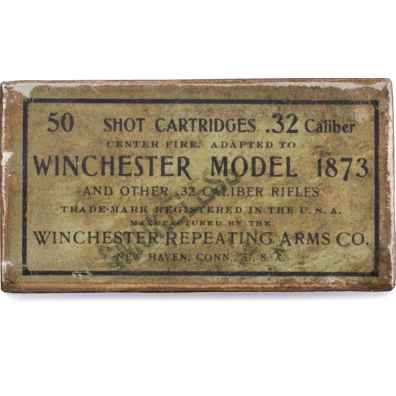 Full Box Cartridges for Winchester Model 1873 .32