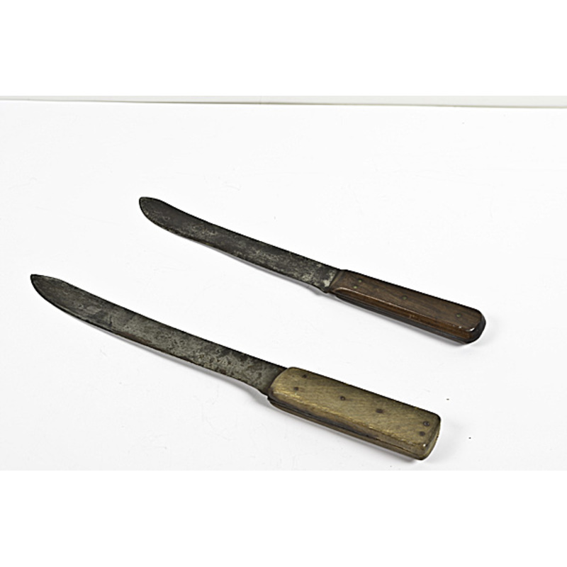 Two 19th Century Trade Knives