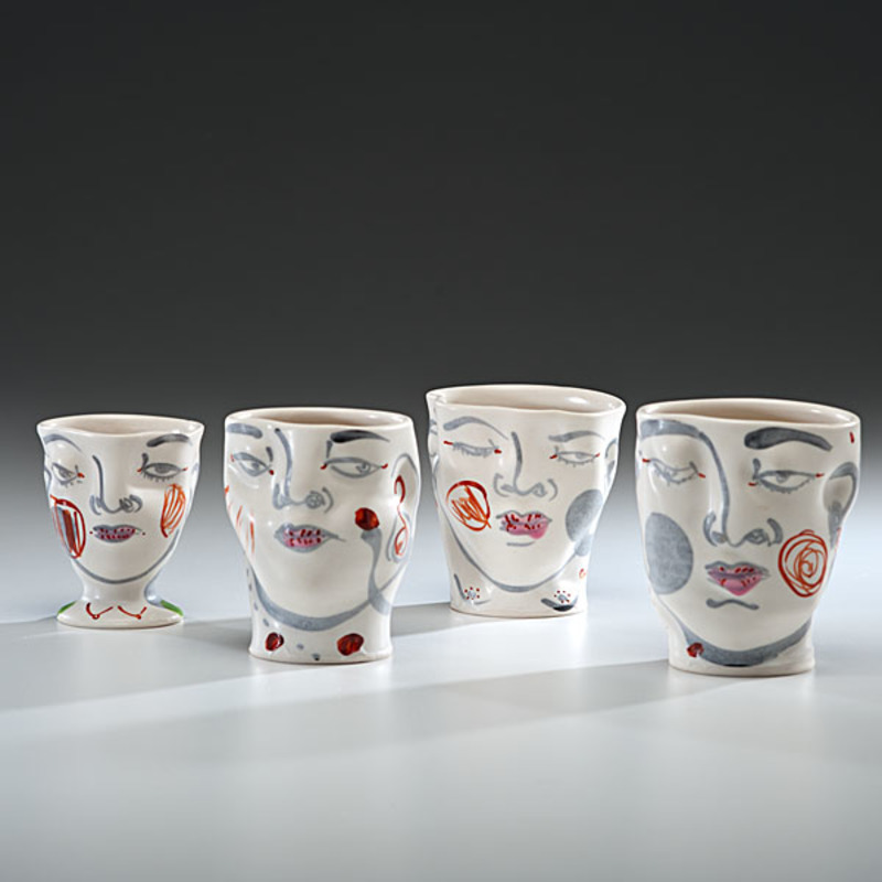 Akio Takamori (1950, Japan/USA)
