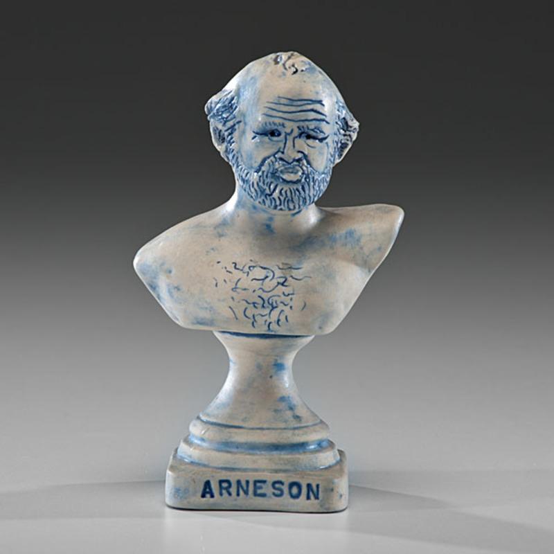 Robert Arneson (1930-1992, USA)