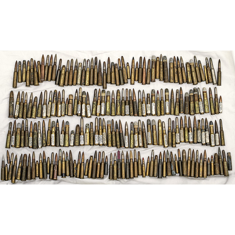 Large Lot of Foreign Sporting Rifle Ammunition