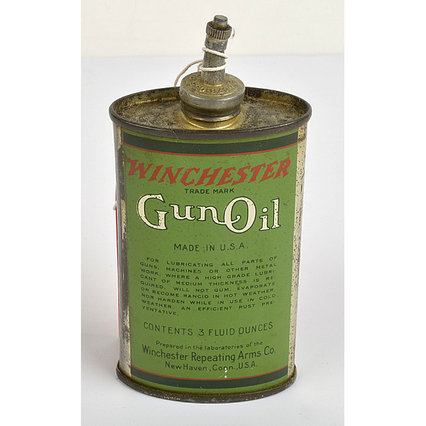 Winchester Gun Oil Can
