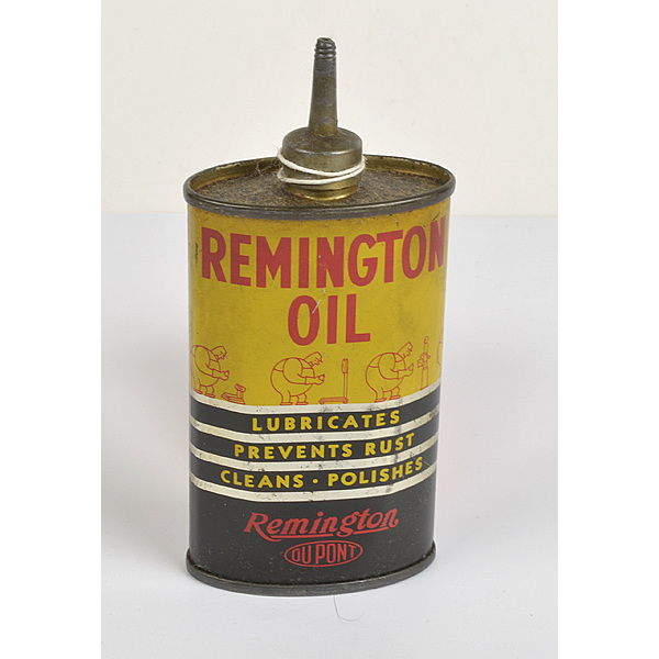 Remington Oil Can