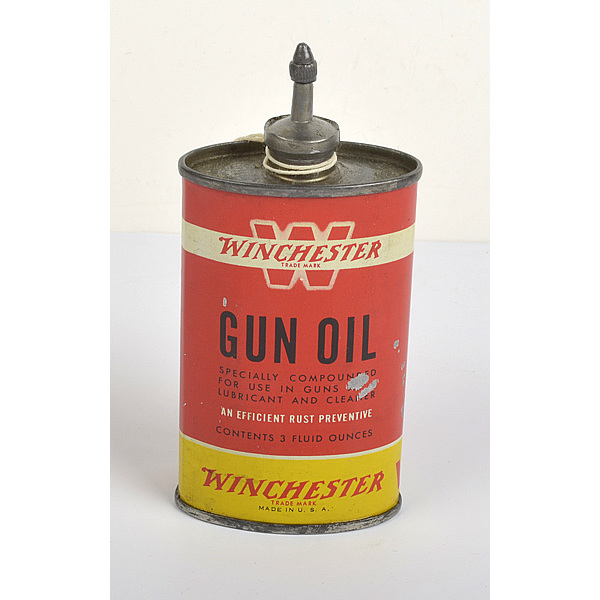 Winchester Oil Can