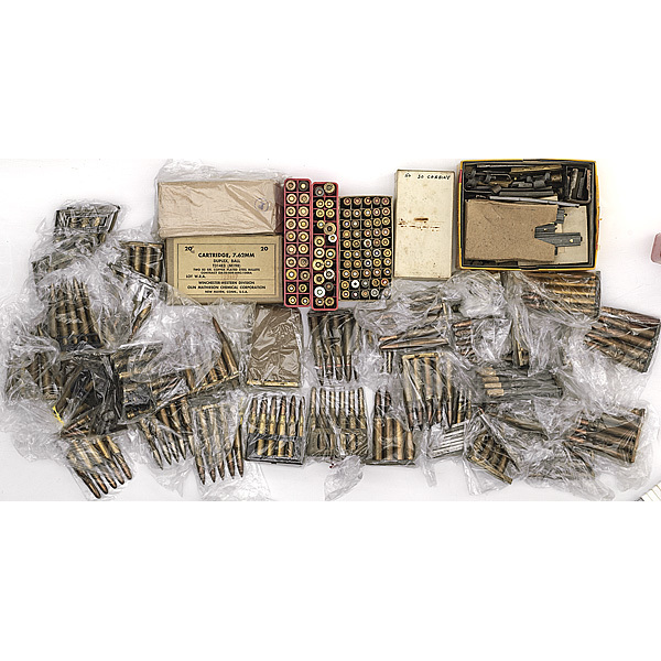 Lot of International Ammunition
