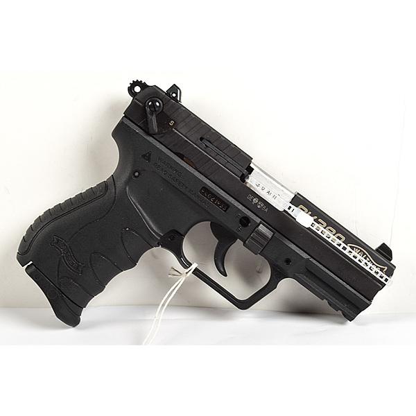 *Walther Model PK380 Semi-Auto Pistol