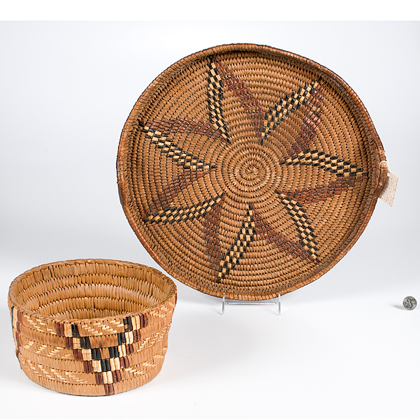 Salish/ Fraser River Baskets From the Collection of Dr. Kent and Karen Vickery, Colorado