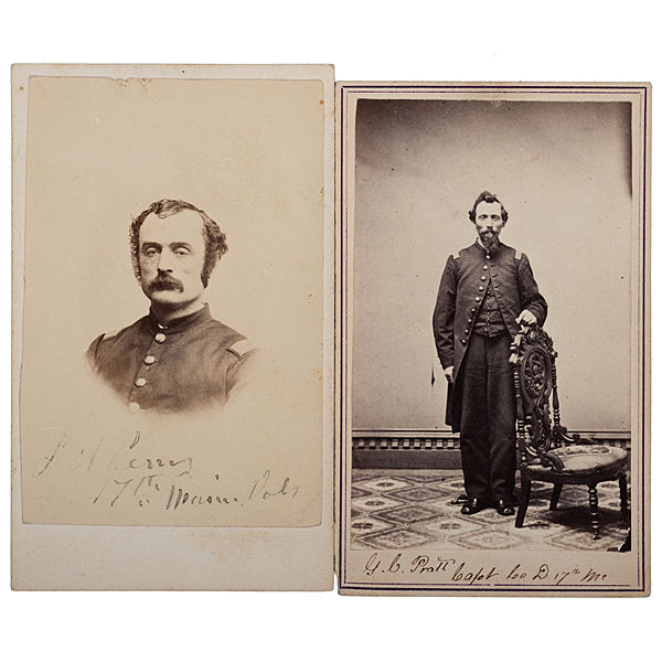 17th Maine Soldiers at Gettysburg, Two Identified, One WIA