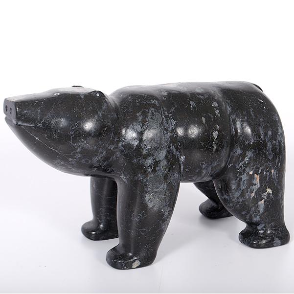 Inuit Soapstone Sculpture