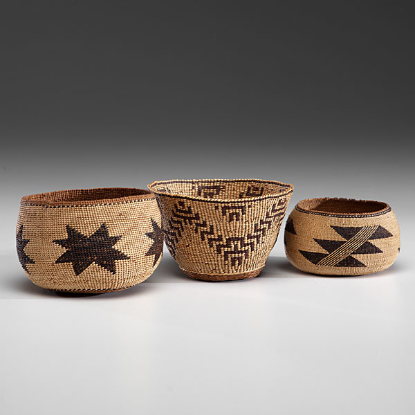 Northern California Baskets From the Collection of Dr. Kent and Karen Vickery, Colorado