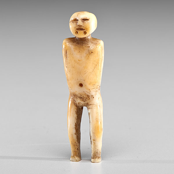 Eskimo Male Doll