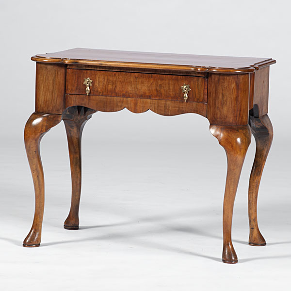 English Queen Ann-Style Writing Table
