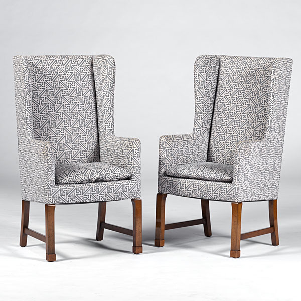 English Wing Chairs
