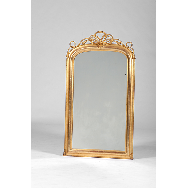 Arched-top Mirror