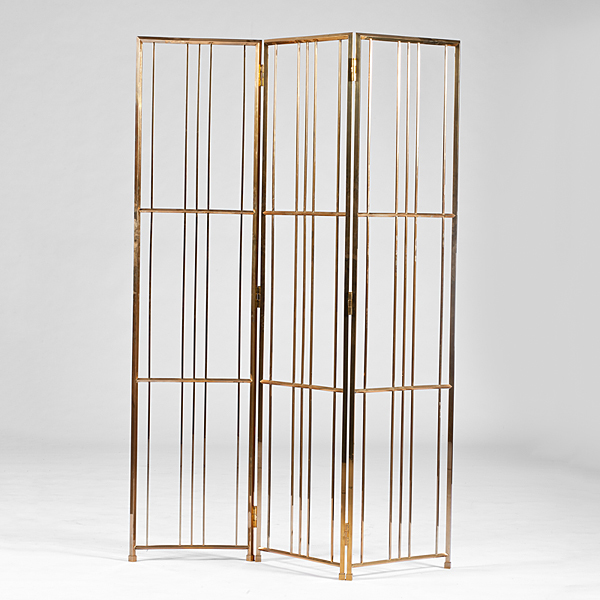 Brass Screen or Room Divider