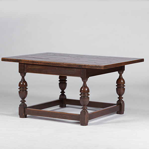 English Walnut Table