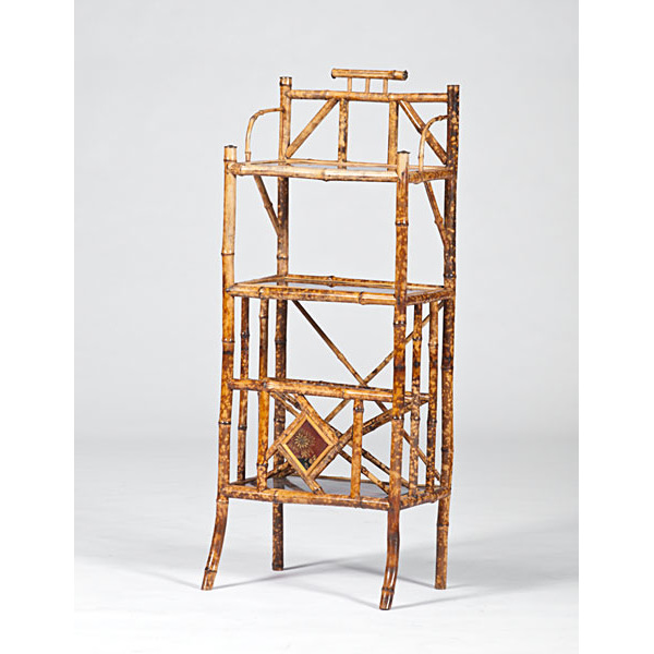 Bamboo Aesthetic Movement Shelf