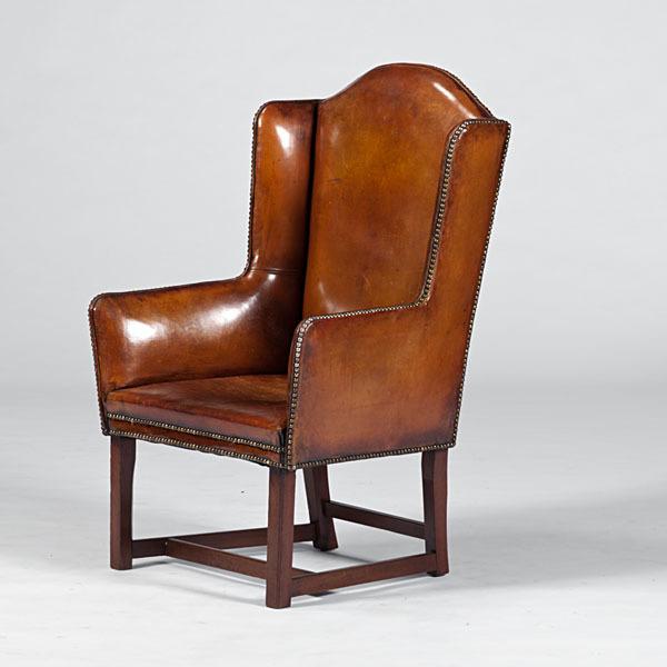 Georgian Vernacular Easy Chair